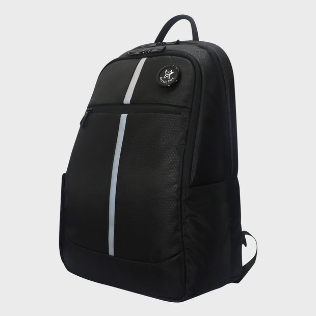 Arctic Fox - Chrome Backpack Black