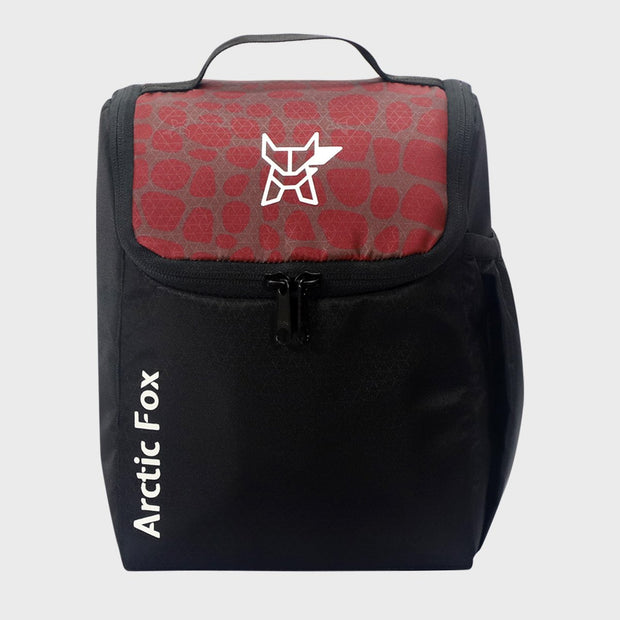 Arctic Fox - Mini Trape Lunch Bag Pomegranate