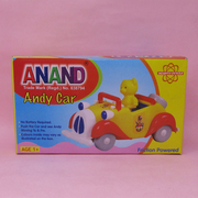 Andy Car - Friction Powered Toy Car For Kids