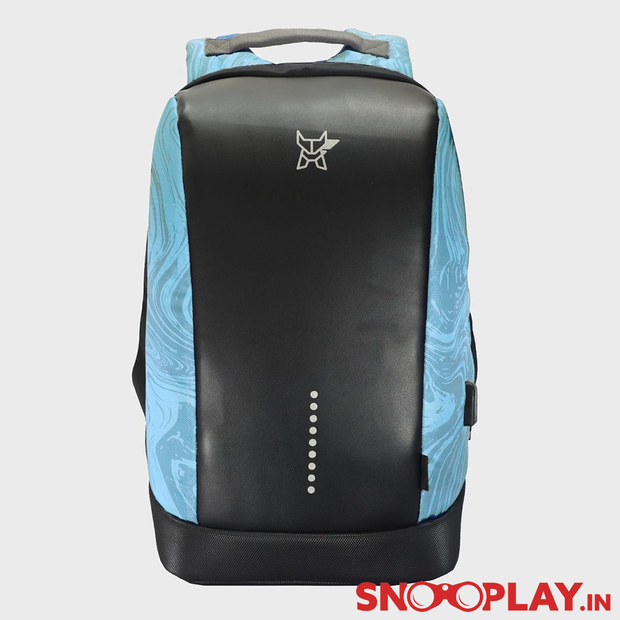 Arctic Fox Slope Anti-Theft Blue Backpacks Online India Best price