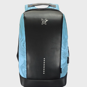 Arctic Fox Slope Anti-Theft Blue Backpacks
