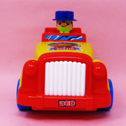 Push n Go Baby Austin Car (Racing Toy Car with Driver)