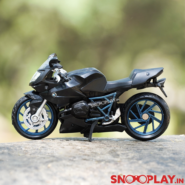 BMW R NineT Scrambler Diecast Bike 1:18 Scale Model