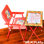 Baby Set (Chair-Table) Small