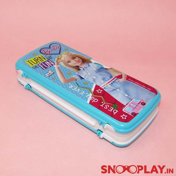 Barbie Pencil Box Online India Best Price
