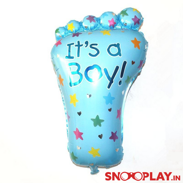 It's A Boy Foil Balloon Party supply online india at best price