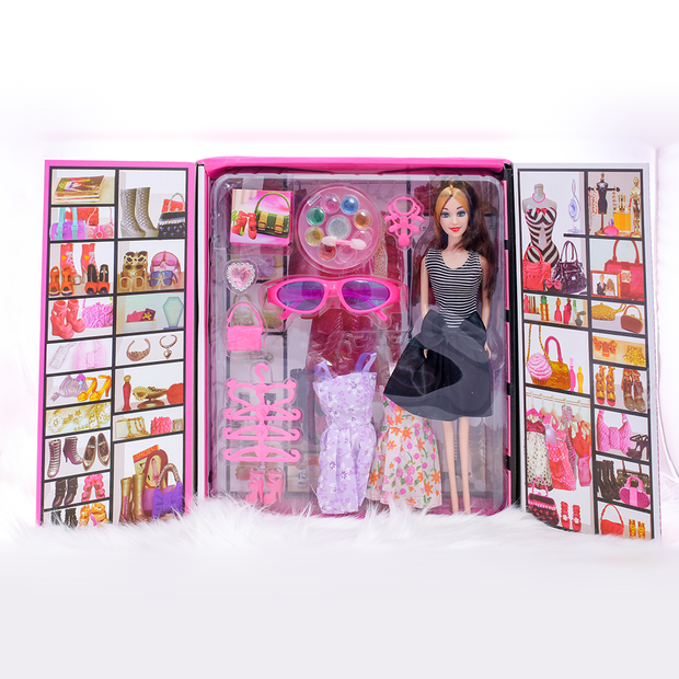 Brilliant Doll Set