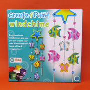25 Packs of Create and Paint Windchime