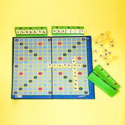 Crossword (Scrabble) Board Game by Ekta