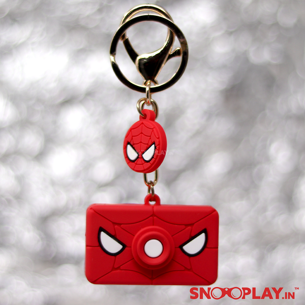 Super Hero Camera Keychain
