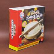 Wooden Chakla Belan Kitchen Toy
