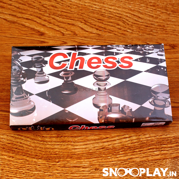 5 Packs of Chess (Small Size)