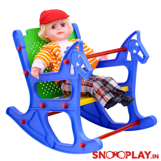 Children's Rocking Toy Kit buy online for kids and toddlers- Snooplay.in