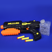 Cool Shoot Toy Gun For Kids (with Jelly Shots and Soft Bullets)