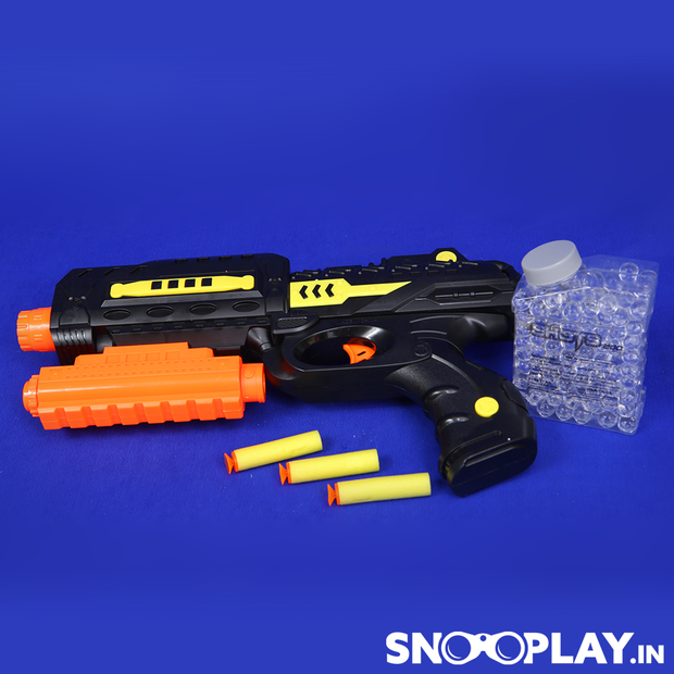 Cool Shoot Gun action playing toy for kids:- Snooplay.in