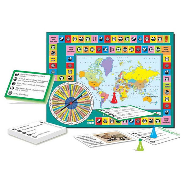 World Safari Game