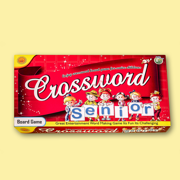 Crossword Senior (Scrabble) by Sun Trade