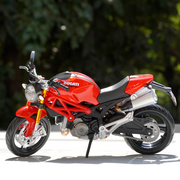 Ducati Monster 696 1:12 Scale Diecast Bike Model