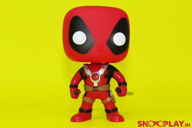 Deadpool Action Figure - Funko Bobble Head