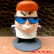 Buy Dexter - Dexter's Labratory Cartoon Network Action Figure (7 cm) best quality room desk table decoration online India best price (7 cm)