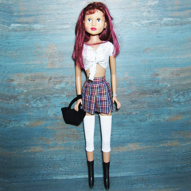 Miss World Doll (2.5 ft)