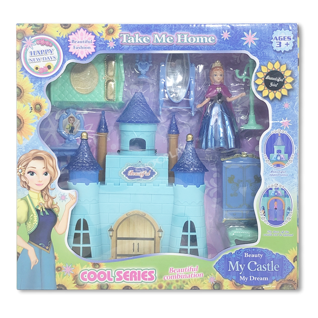 My Dream Castle Doll House