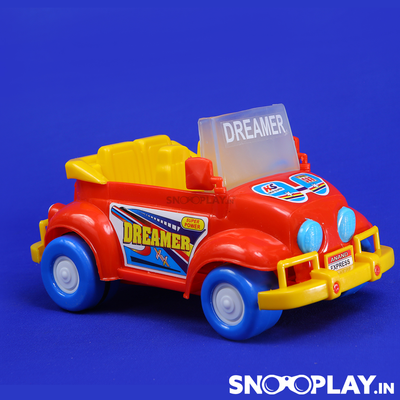 Dreamer Car (Friction Powered Toy Car)
