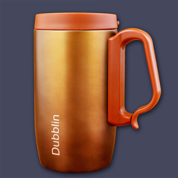 Dubblin Insulated Flask Mug-Casa