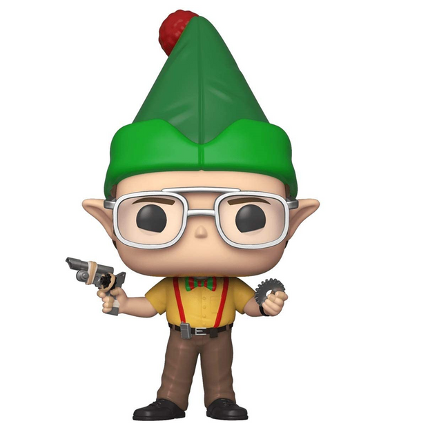 The most loved character from The Office TV Show is back in a new avatar, we bring you Dwight Schrute as Elf (Action Figure).