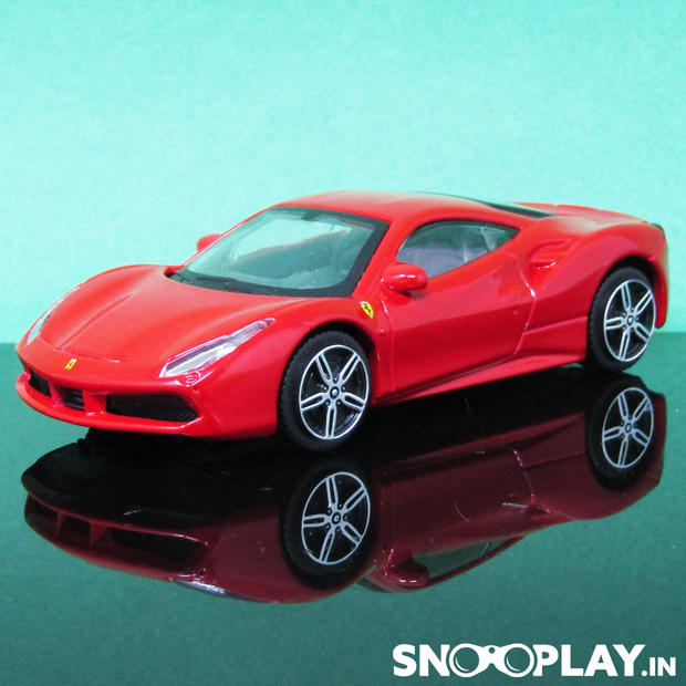Ferrari 488 GTB Diecast Car Model