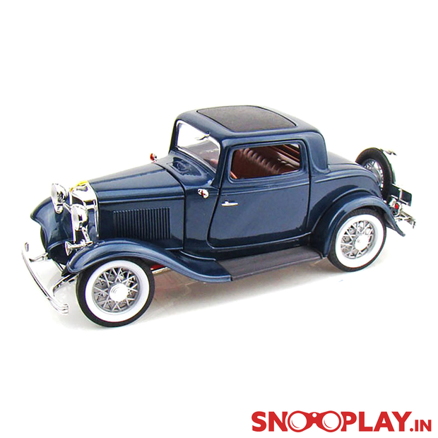 1932 Ford 3 Window Coupe Diecast Car Model 1:43 Online India Best Price