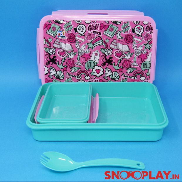Girl Power Lunch Box Online India Best Price