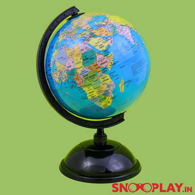 Large Scratch Proof Globe World Map Online India