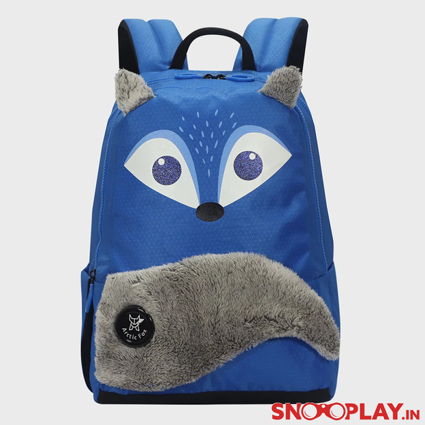 Buy Arctic Fox - He Fox tail Furr Backpack Bag online India Best Price
