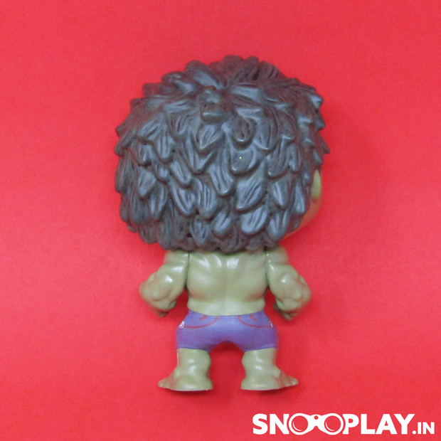 Angry Hulk - Funko Pop Bobble Head
