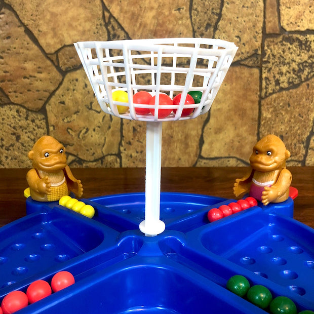 Monkey Basket Ball Shoot Tabletop Game For Kids