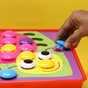 Button Ideas Colorful Art & Craft Game Set