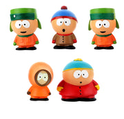 South Park Characters- Action figures (Set of 5)