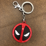 Deadpool Metal Keychain