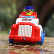 Push & Go Baby Austin Car (Racing Toy Car with Driver)