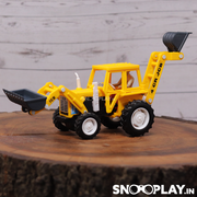 JCB Earth Mover (Pull Back Toy Crane)