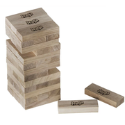 Jenga Junior (Wooden Blocks Stacking Tumbling Tower)