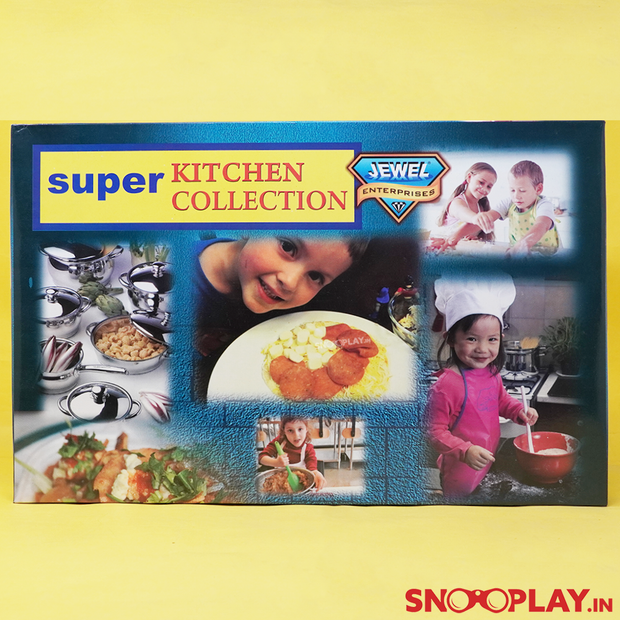 Super Kitchen Collection Kitchen Set For Kids