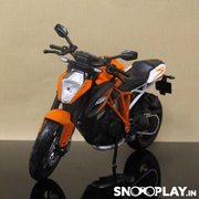 KTM 1290 Super Duke R 1:12 Scale Diecast Bike Model