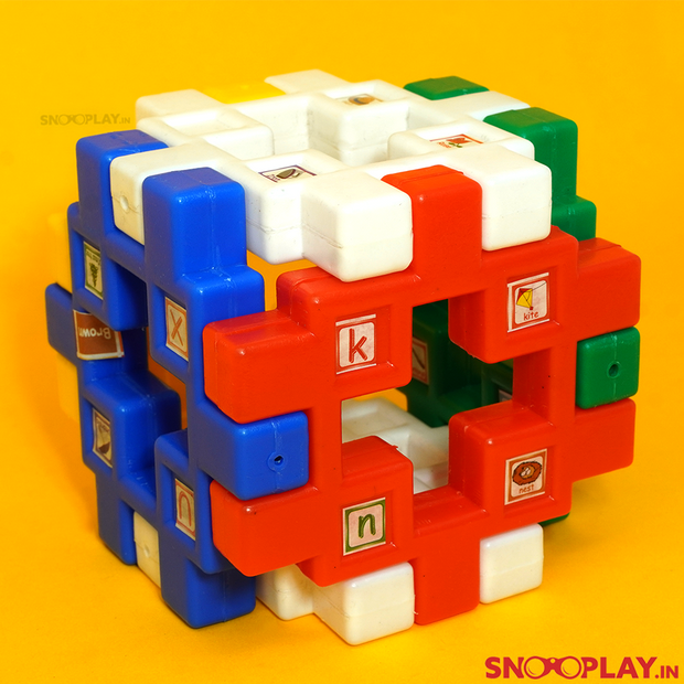 Gift this amazing block toy set to your kid who is about to start his preschool.