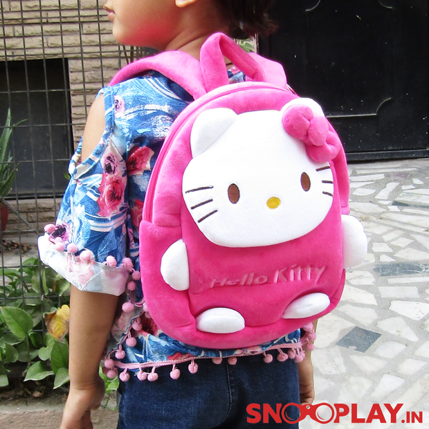 Hello Kitty Play School Bag