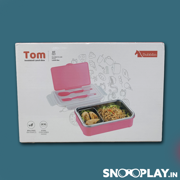 Dubblin - Tom Insulated Lunch Box online low price gift kids adult