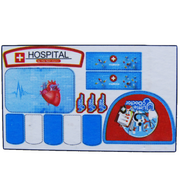 Little Doctor Hospital Set Clinic equipment tools for Kids Online India Best Price