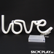 Love Shaped LED Lamp gift online india