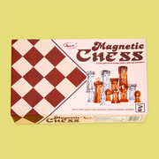 Magnetic Chess by Annie